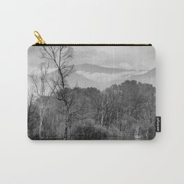 """""""Mammoth paradise"""". Mono. Carry-All Pouch"""