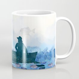The Fisherman's Dream #2 Coffee Mug