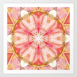 Mandalas of Forgiveness & Release 10 Art Print