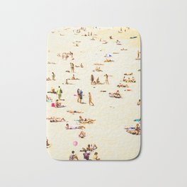 Summer #society6 #decor #buyart Bath Mat