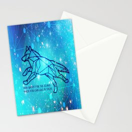 Livin in the Stars Stationery Cards