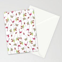 Transformación Botánica Stationery Cards