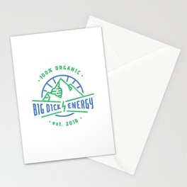 B1g D1ck Energy 2 Stationery Cards