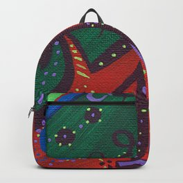 Fish Bubble Backpack