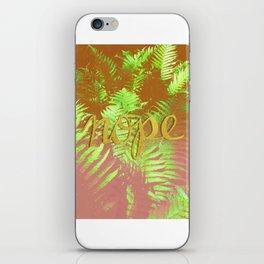 No just nope iPhone Skin