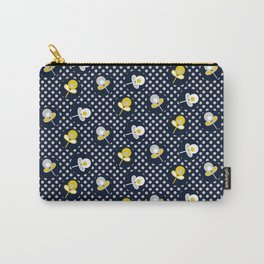 retro paisley flower Carry-All Pouch