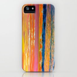 JONES BEACH  iPhone Case