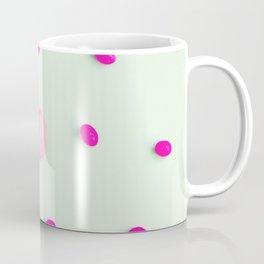 Macarons, macaroons, candies, pop art Coffee Mug