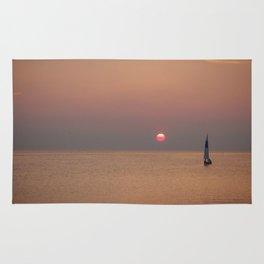 Key West Sunset Rug