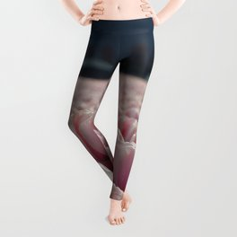 Pink Tulip Fields - Holland Leggings