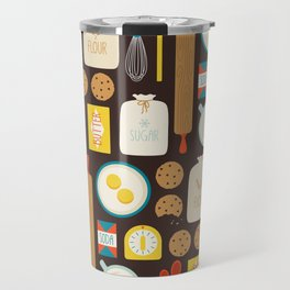Cookie Party Travel Mug