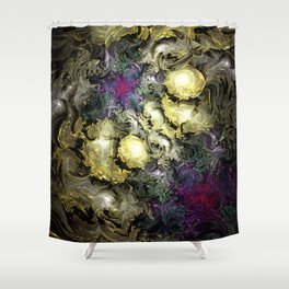 Hallow Life Shower Curtain