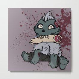 Zom-Boy  Metal Print