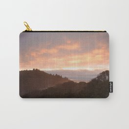 Trinidad Head Sunset Carry-All Pouch