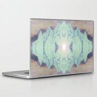 crystal Laptop & iPad Skins featuring Crystal by Margit Urva