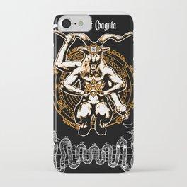 Baphomet - Solve et Coagula iPhone Case