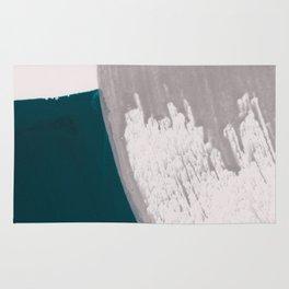 minimalist painting 02 Rug