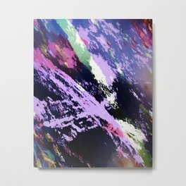 Abstract Composition 1017 Metal Print