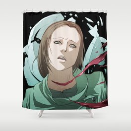 Teacup (Abigail Hobbs) Shower Curtain