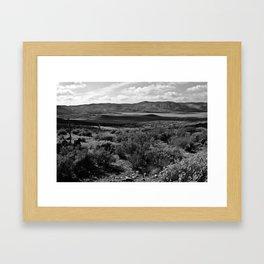 In Cochimi 's territory Framed Art Print
