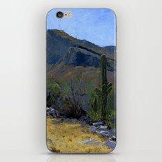 Desert Flora iPhone & iPod Skin