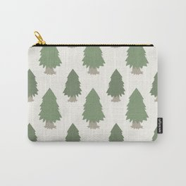 Cut your own Christmas tree (Patterns Please) Carry-All Pouch