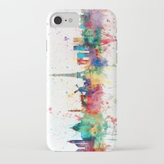 Paris France Skyline Slim Case iPhone 7