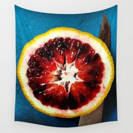 Blood Orange Wall Tapestry