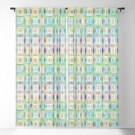 Pastel Green Dream Blackout Curtain