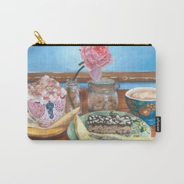 ''Catching Up'' Carry-All Pouch