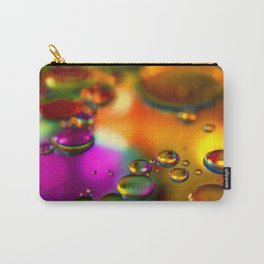 """""""Floating Droplets"""" Carry-All Pouch"""