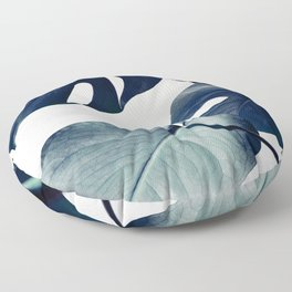 botanical vibes II Floor Pillow