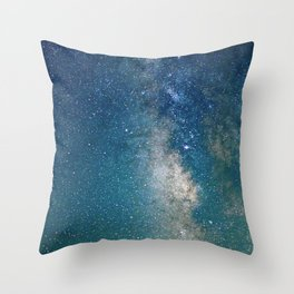 Channeling Van Gogh Throw Pillow