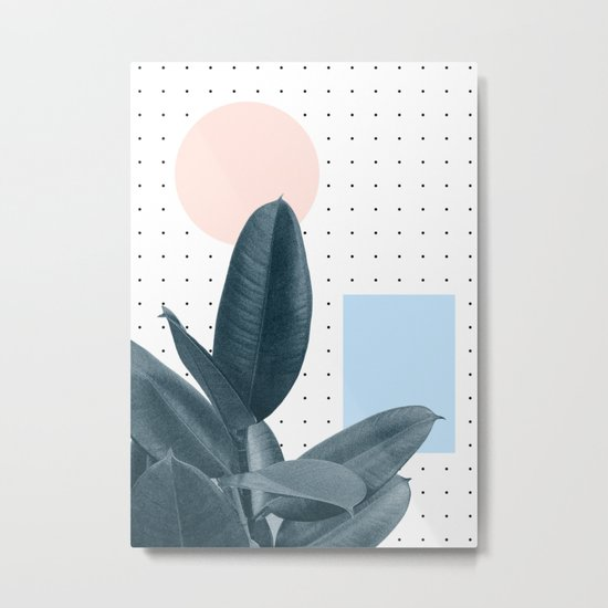 Wont waste another day Metal Print