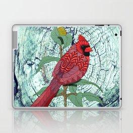 Virginia Cardinal Laptop & iPad Skin