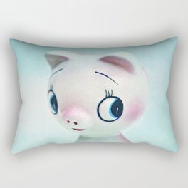 Pig Rectangular Pillow