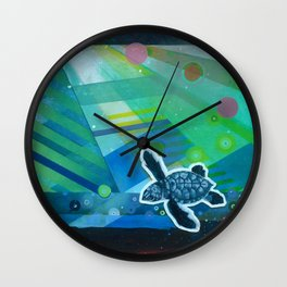 the first day Wall Clock