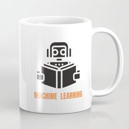 Machine Learning robot Coffee Mug