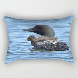 Baby Loon Pram Rectangular Pillow