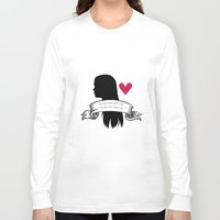 lydia martin Long Sleeve T-shirts featuring Lydia Martin by smartypants