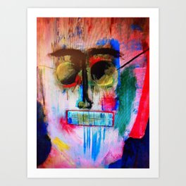 THE EYES HAVE IT... Art Print