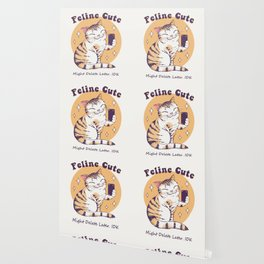 Feline Cute Challenge Wallpaper