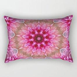 Shimmerflower Rectangular Pillow