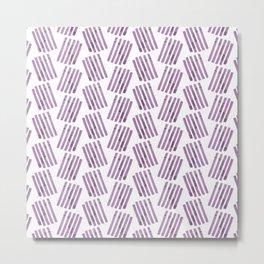 Pattern 114 Metal Print