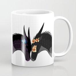 Wings of Fire - Dragon Flame Coffee Mug