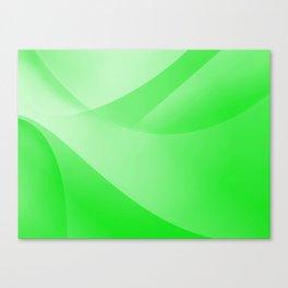 Green Wallpaper Canvas Print