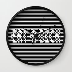 Eat a D*ck Wall Clock