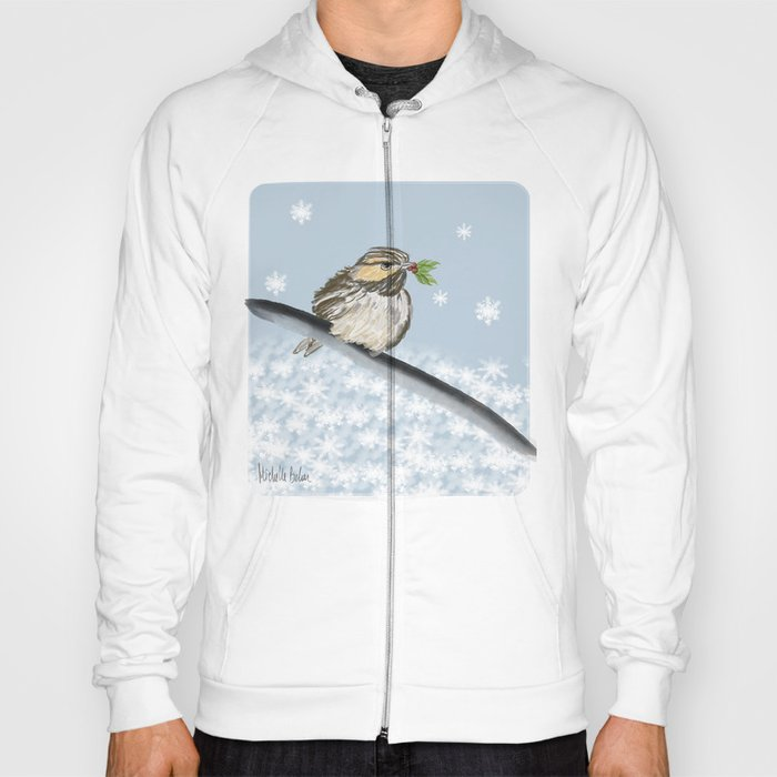 A little something for you.  Hoody
