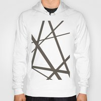 tangled Hoodies featuring Tangled by Symphonious