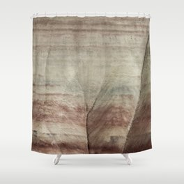 Hills as Canvas, No. 2 Shower Curtain